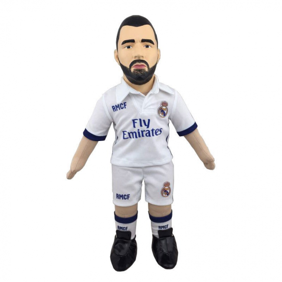 Real Madrid C.F. 138BZ01. Bezema Player 45cm.
