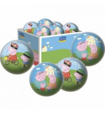 Mondo 1317. Ball 15cm. Peppa Pig design. Random model