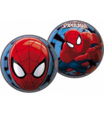 Mondo 2508. Ball 23cm. Spiderman design. Random model