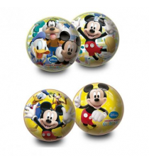 Mondo 2637. Ball 23cm. Mickey Mouse design. Random model