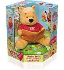 IMC Toys 160354. Winnie The Pooh Tell stories.