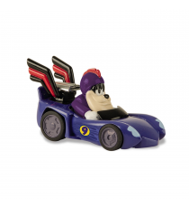 Mickey Mouse et The Roadster 182899. la voiture de taureau