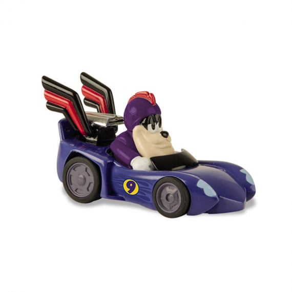 Mickey Mouse and The Roadster 182899. the bull car