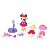 Minnie Mouse 182912. Fashion Dolls. Pop star.