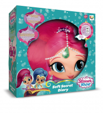 Shimmer & Shine 275034. Secret Diary Cushion.