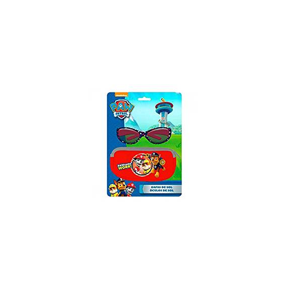 Occhiali da sole Paw Patrol con custodia The Patrol Dog AST1234.