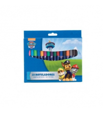 Paw Patrol AST1497 - Penne 18 pezzi in scatola