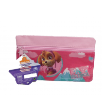 Paw Patrol AST2489. Flat Case. Character Skye.