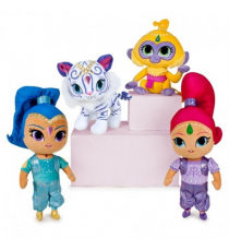 Shimmer & Shine 760015661A. Soft toy 20cm. Random model