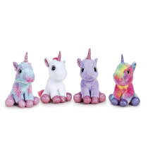 Famosa 760016366. Magical Unicorn soft toy 19cm. Random model.
