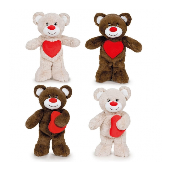 Love Your Bear 760017611. Orsacchiotto 16cm. Modello casuale