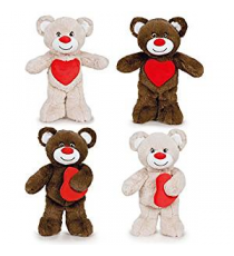 Love Your Bear 760017612. Oso de peluche 25cm. Modelo aleatorio.