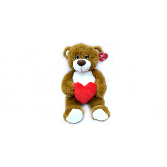 Love Your Bear 760017611. Teddy Bear 32cm. Modello casuale