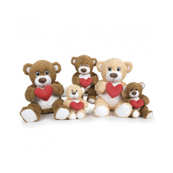 Love Your Bear 760017612. Teddy Bear 45cm. Random model.