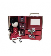 Gorjuss CK-02-G. Rag doll and organizer.