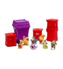 Zomlings FK-P00676. Blister Mansion. Modello casuale