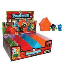 Zomlings. Expositor 12 casas.
