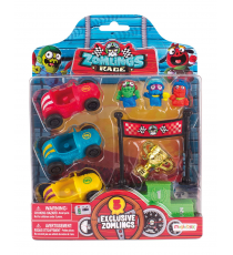 Zomlings 341. Racing Blister. Modello casuale