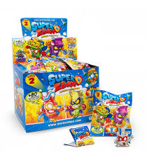 Superzings S2 SZ20101. One pack. Display 50 unidades.