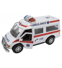 Ambulance with light and sound 5406130284.