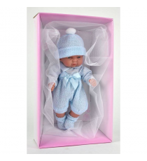 Baby boy with tulle 25cm. 081002568.
