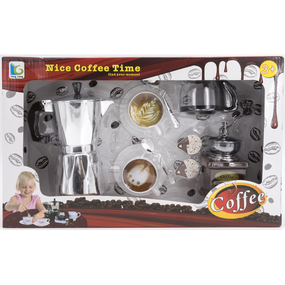 Set Coffee 5406303010. Ensemble de café