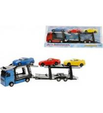 Racing truck 5406314744. Car carrier truck