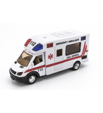 Emergency Ambulance 5401168283. Ambulancia