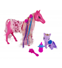 Fashion 5401253340. Caballo con pony.