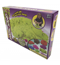 Magic Sand 5406332217. Medium craft box.