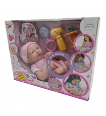 Baby May May 5406332784. Doll with accessories.