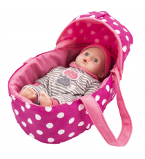 Baby MayMay 5406332770. Doll with baby carrier.