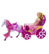 My little carriage 5406332548. Carroza con muñeca.