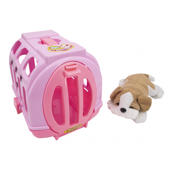 My pet care center 5406165752. Dog carrier with sound. Random model.