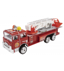 Rescue Zero Team 5406314953. Fire truck. Random model.