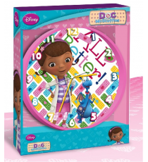 Doc Mc Stuffins. WD10553. Wall Clock