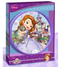 Princess Sofia. WD10554. Wall Clock