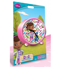 Doc Mc Stuffins. WD10558C. Clock.