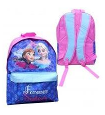 Disney WD16381 Frozen Backpack Measures 42x30x12cm