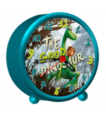 Disney WD16804 plastic Clock 9 cm. The good dinosaur