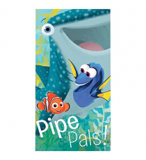 Disney WD16942 Dory - Blue Towel - Pipe Pals