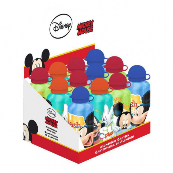 Disney WD17005. Mickey - Cantimplora 500 ml.