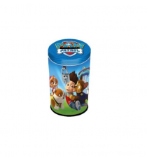 Paw Patrol PW16038 cylindrical Piggy bank with padlock