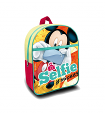 Disney MK16601 Mickey Backpack Measurements 24x21x10 cm