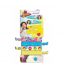 Soy Luna WDSL050. Set accessori per capelli