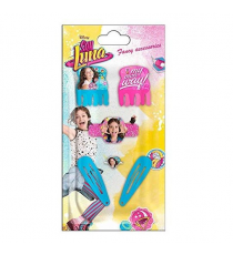 Soy Luna WDSL070. Blister 6 pieces for hair.