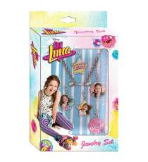 Soy Luna WDSL016 - set pendants and bracelet
