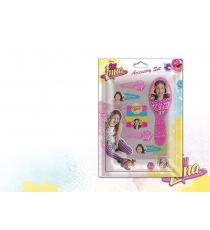 Soy Luna WDSL026. Set hair accessories 9 pieces.