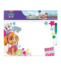 Paw Patrol PW16167. White board with marker.