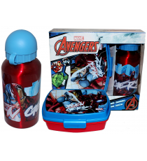 The Avengers MV15200. Set canteen and sandwich maker.